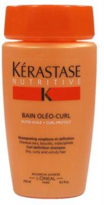 Kérastase Nutritive шампунь - ванна для пружності сухого, хвилястого та кучерявого волосся