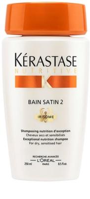 Kérastase Nutritive vyživující šamponová lázeň pro suché zcitlivělé vlasy