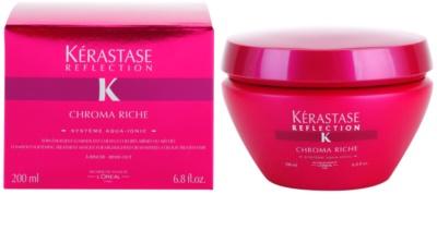 Kérastase Reflection Chroma Riche maseczka  do włosów farbowanych 2