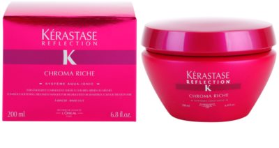 Kérastase Reflection Chroma Riche maska za barvane lase 2
