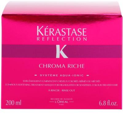 Kérastase Reflection Chroma Riche maseczka  do włosów farbowanych 3