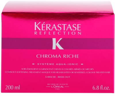 Kérastase Reflection Chroma Riche maska za barvane lase 3