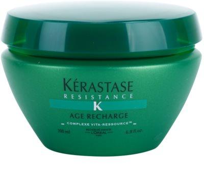 Kérastase Resistance máscara para cabelo fraco e cansado