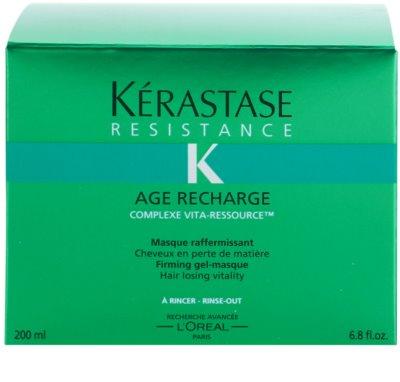 Kérastase Resistance mascarilla para cabello débil y  maltratado 3