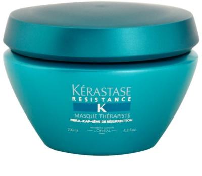 Kérastase Resistance erneuernde Maske für stark beschädigtes und zerstörtes Haar