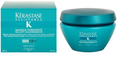Kérastase Resistance erneuernde Maske für stark beschädigtes und zerstörtes Haar 2