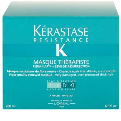 Kérastase Resistance erneuernde Maske für stark beschädigtes und zerstörtes Haar 3