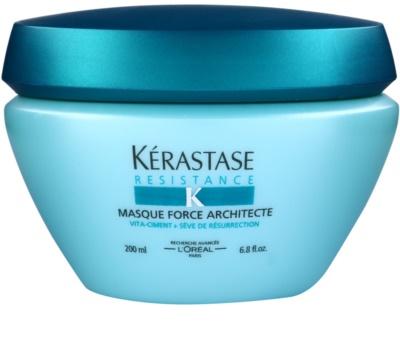 Kérastase Resistance зміцнююча маска для ламкого, пошкодженого волосся та посічених кінчиків