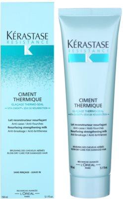 Kérastase Resistance thermoaktive erneuernde Pflege für geschwächtes und beschädigtes Haar 1