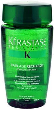 Kérastase Resistance szampon do włosów zmęczonych