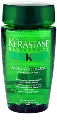 Kérastase Resistance шампоан  безжизнена коса