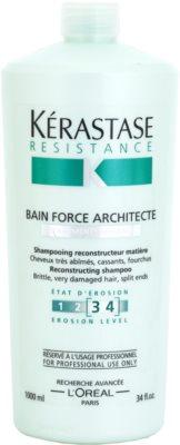Kérastase Resistance šampon za poškodovane in krhke lase