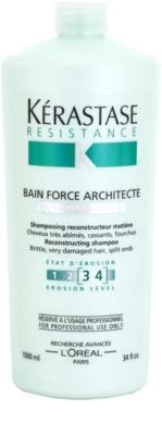 Kérastase Resistance Shampoo für beschädigtes und brüchiges Haar