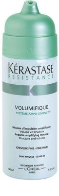 Kérastase Resistance pianka do włosów dla długotrwałej objętości 1