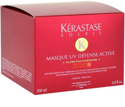 Kérastase Soleil máscara para cabelos danificados e quimicamente tratados 2
