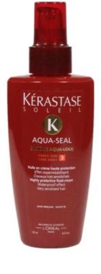 Kérastase Soleil защитен крем  за чуствителна и изтощена коса