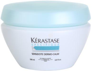 Kérastase Specifique tratamiento intenso calmante e hidratante para cuero cabelludo sensible y todo tipo de cabello