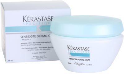 Kérastase Specifique pomirjajoča in vlažilna intenzivna nega za občutljivo lasišče in vse tipe las 3