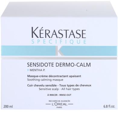 Kérastase Specifique pomirjajoča in vlažilna intenzivna nega za občutljivo lasišče in vse tipe las 4