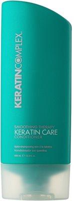 Keratin Complex Smoothing Therapy balzam za sijaj in mehkobo las