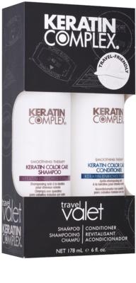Keratin Complex Smoothing Therapy kozmetika szett I.