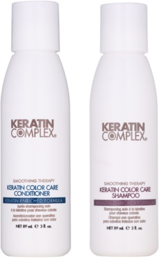 Keratin Complex Smoothing Therapy Kosmetik-Set  I. 1