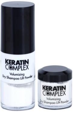 Keratin Complex Smoothing Therapy сух шампоан  за обем и блясък