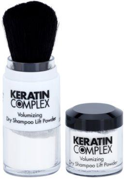 Keratin Complex Smoothing Therapy suhi šampon za volumen in sijaj 1