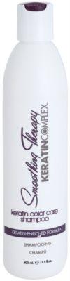 Keratin Complex Smoothing Therapy ápoló sampon festett hajra
