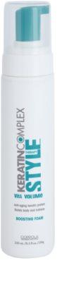 Keratin Complex Style Therapy мус для об'єму біля основи волосся з кератином