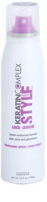 Keratin Complex Style Therapy acondicionador en spray protector de calor para el cabello