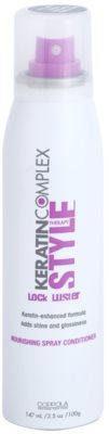 Keratin Complex Style Therapy balsam sub forma de spray pentru modelarea termica a parului
