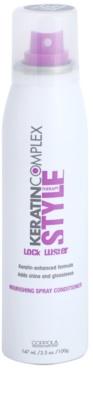 Keratin Complex Style Therapy kondicionér ve spreji pro tepelnou úpravu vlasů