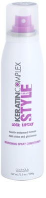 Keratin Complex Style Therapy балсам под формата на спрей за топлинно третиране на косата