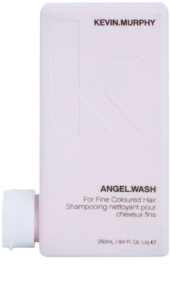 Kevin Murphy Angel Wash champú para cabello fino y químicamente tratado