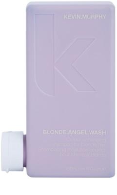 Kevin Murphy Blonde Angel Wash violettes Shampoo für blondes und meliertes Haar