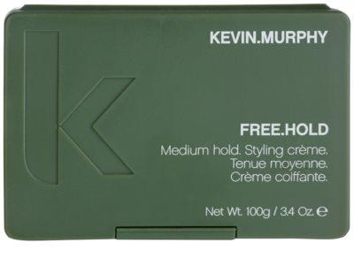 Kevin Murphy Free Hold crema para dar definición al peinado fijación media