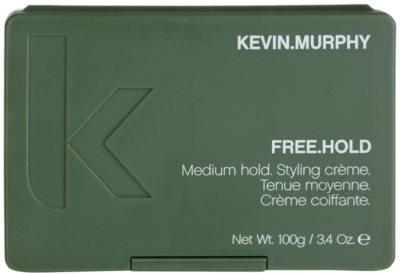 Kevin Murphy Free Hold hajformázó krém közepes fixálás