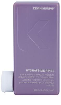 Kevin Murphy Hydrate - Me Rinse condicionador hidratante para cabelo normal a seco