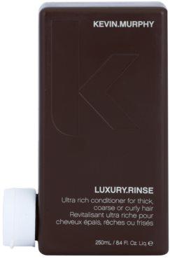 Kevin Murphy Luxury Rinse odzywka do gęstych, kręconych włosów