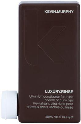 Kevin Murphy Luxury Rinse балсам за гъста, груба или къдрава коса