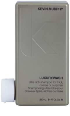 Kevin Murphy Luxury Wash Sampon vastag, durva vagy göndör hajra
