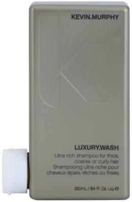 Kevin Murphy Luxury Wash šampon za goste, grobe in kodraste lase