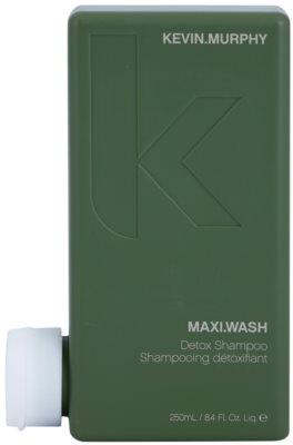 Kevin Murphy Maxi Wash champô desintoxicante para restaurar o couro cabeludo saudável