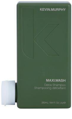 Kevin Murphy Maxi Wash sampon detoxifiant pentru restabilirea unui scalp sanaros