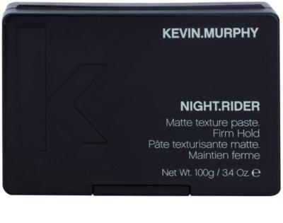 Kevin Murphy Night Rider cera para dar definición al peinado con efecto mate