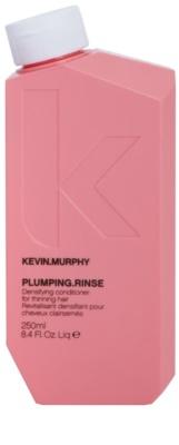 Kevin Murphy Plumping Rinse condicionador para densidade de cabelo