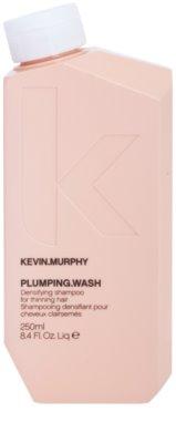 Kevin Murphy Plumping Wash champô para densidade de cabelo