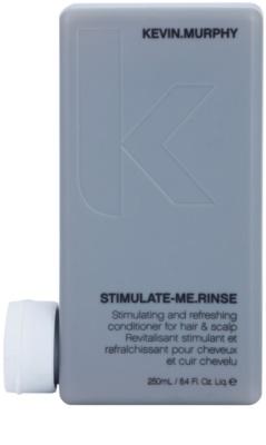 Kevin Murphy Stimulate-Me Rinse acondicionador estimulante y refrescante para cabello y cuero cabelludo