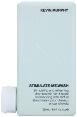 Kevin Murphy Stimulate-Me Wash champô refrescante e estimulador para cabelo e couro cabeludo